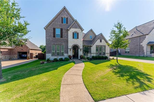9810 Waters Lane, Rowlett, TX 75089 (MLS #14605780) :: The Good Home Team