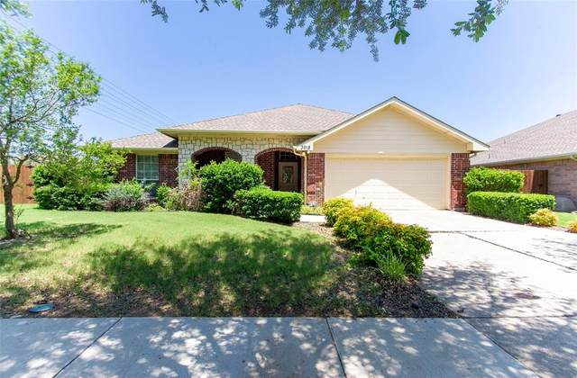 3918 Teal Drive, Denton, TX 76208 (MLS #14605792) :: Trinity Premier Properties