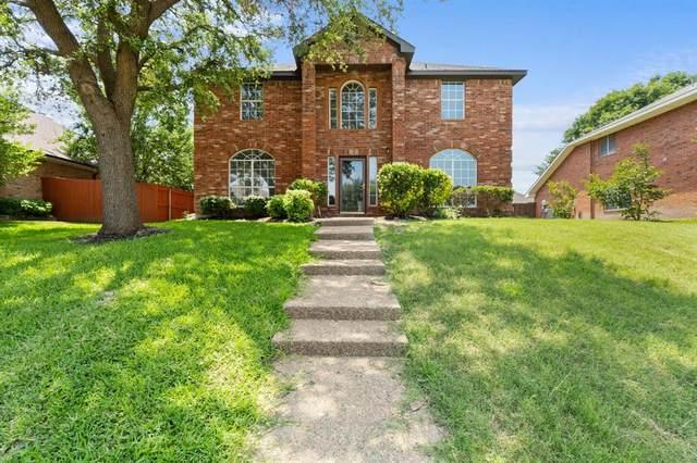 8105 Greenwood Drive, Plano, TX 75025 (MLS #14605795) :: The Good Home Team