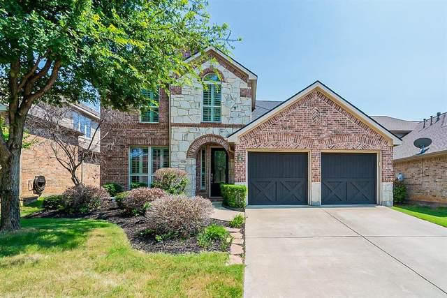 1128 Wilson Drive, Lantana, TX 76226 (MLS #14605800) :: Real Estate By Design