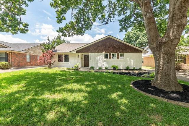 10545 Mapleridge Drive, Dallas, TX 75238 (MLS #14605801) :: The Kimberly Davis Group