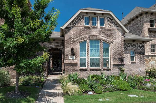 785 Huntingdon Street, Coppell, TX 75019 (MLS #14605807) :: The Property Guys