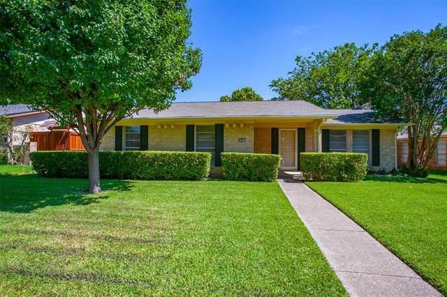 2401 Village Green Drive, Garland, TX 75044 (MLS #14605810) :: Feller Realty