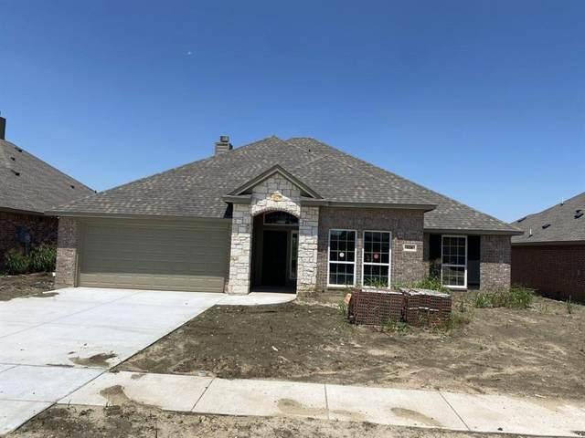 128 Harley Meadows Circle, Venus, TX 76084 (MLS #14605826) :: Team Tiller