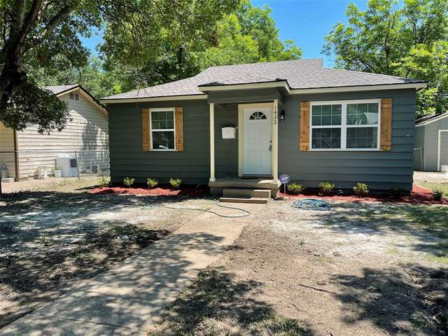1422 Hansboro Avenue, Dallas, TX 75224 (MLS #14605832) :: Lisa Birdsong Group | Compass