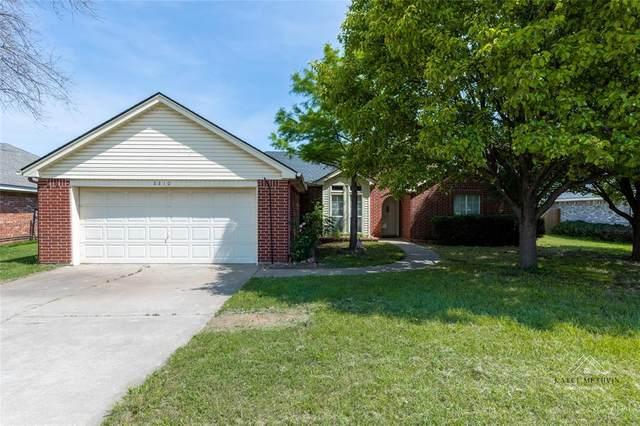2210 Sandcastle Road, Wichita Falls, TX 76306 (MLS #14605838) :: The Rhodes Team