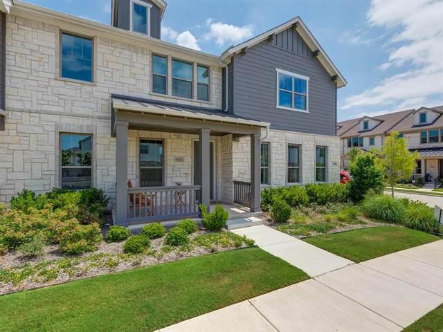 6525 Northern Dancer Drive, North Richland Hills, TX 76180 (MLS #14605839) :: The Hornburg Real Estate Group