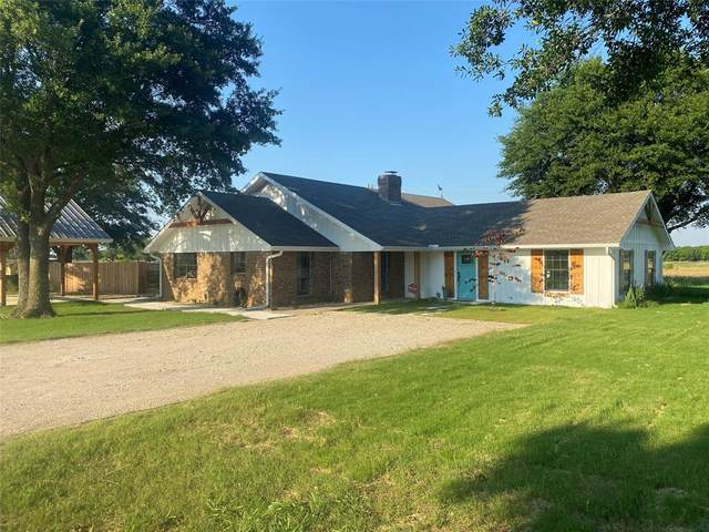10575 Friendship Road, Pilot Point, TX 76258 (MLS #14605862) :: Trinity Premier Properties