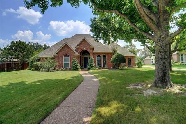 206 Donley Court, Southlake, TX 76092 (MLS #14605883) :: The Hornburg Real Estate Group