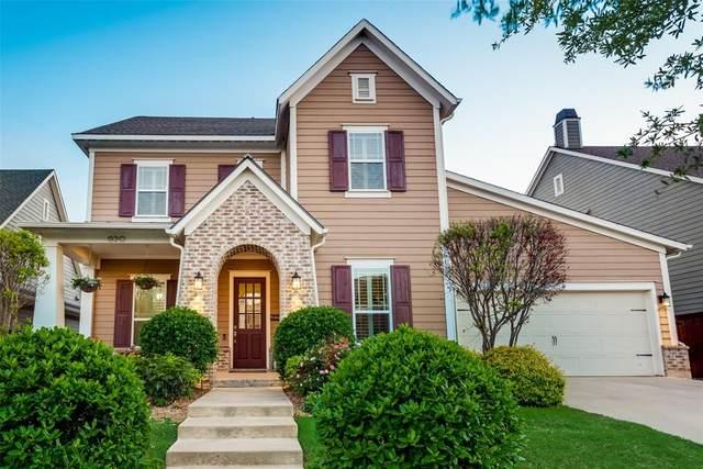930 Crimson Road, Argyle, TX 76226 (MLS #14605929) :: Real Estate By Design