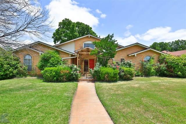 665 Washington Boulevard, Abilene, TX 79601 (MLS #14605963) :: The Good Home Team