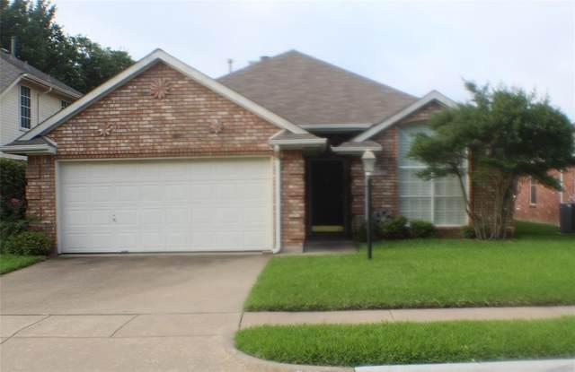 2236 Tiffany Glenn Court, Bedford, TX 76021 (MLS #14605987) :: Team Tiller