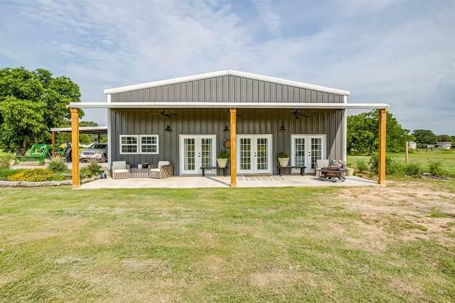 251 Oak Lane, Weatherford, TX 76088 (MLS #14605997) :: Real Estate By Design