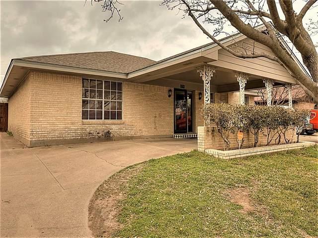 1756 Hilltop Circle, River Oaks, TX 76114 (MLS #14606019) :: The Chad Smith Team