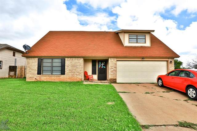 5802 Chachalaca Lane, Abilene, TX 79605 (MLS #14606050) :: The Krissy Mireles Team