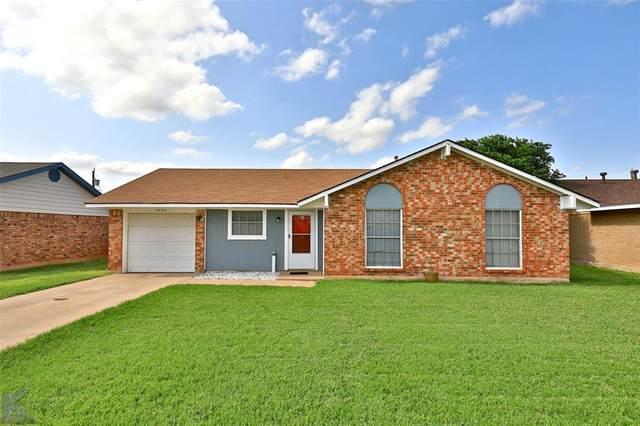 5226 Waldemar Street, Abilene, TX 79605 (MLS #14606088) :: Feller Realty