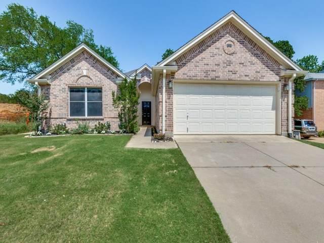 3721 Monte Carlo Lane, Denton, TX 76210 (MLS #14606095) :: Real Estate By Design