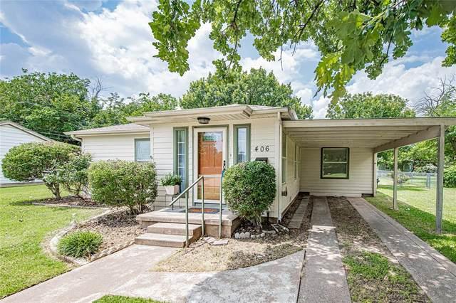 406 S Hannaford Street, Granbury, TX 76048 (MLS #14606119) :: The Rhodes Team