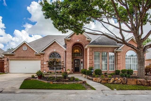 5920 Bridge Point Drive, Mckinney, TX 75072 (MLS #14606141) :: Front Real Estate Co.