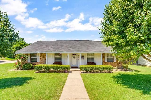 349 Meadowcreek Lane, Garland, TX 75043 (MLS #14606157) :: The Good Home Team