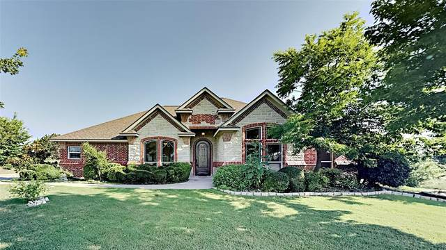 6204 Retreat Clubhouse Drive, Cleburne, TX 76033 (MLS #14606163) :: The Good Home Team