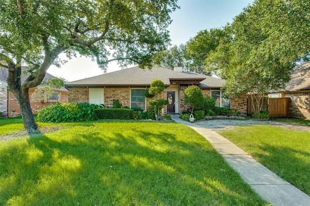 3814 Drakestone Avenue, Rowlett, TX 75088 (MLS #14606177) :: The Good Home Team
