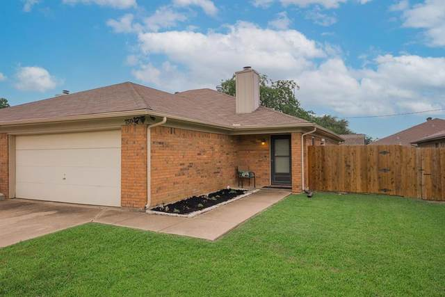 7504 Connie Lane, North Richland Hills, TX 76182 (MLS #14606206) :: The Hornburg Real Estate Group
