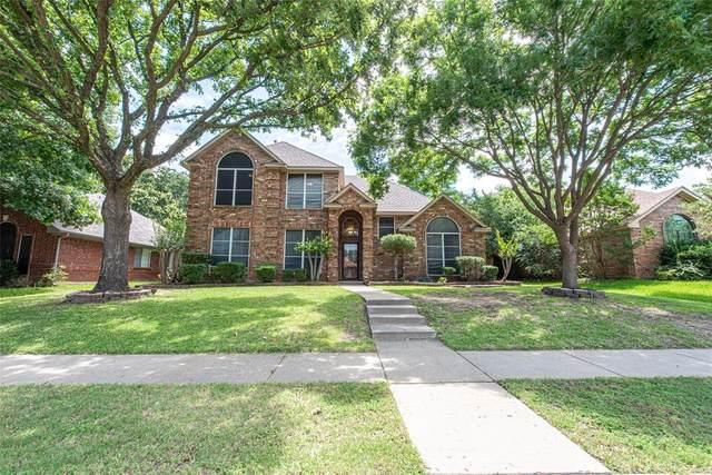 1907 Hidden Trail Drive, Lewisville, TX 75067 (MLS #14606214) :: Real Estate By Design