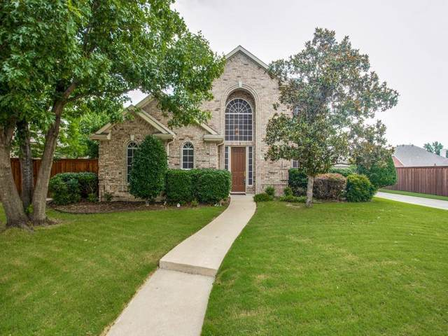 1832 Andress Drive, Carrollton, TX 75010 (MLS #14606240) :: The Good Home Team