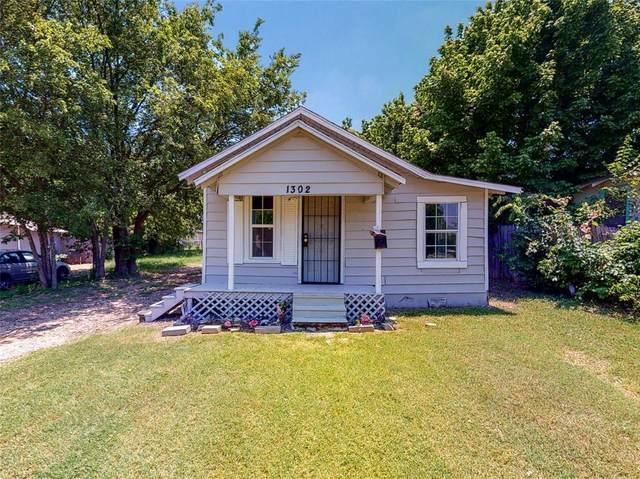 1302 E Jessamine Street, Fort Worth, TX 76104 (MLS #14606248) :: Real Estate By Design