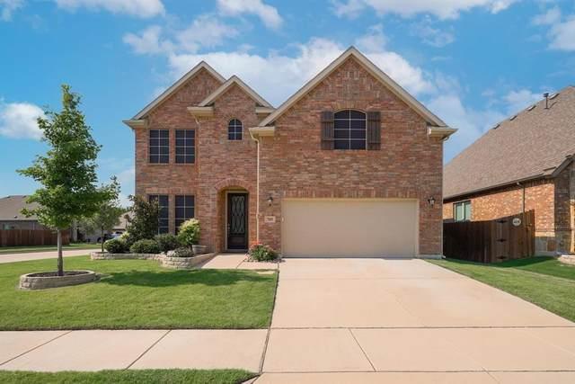 705 Lake Sierra Way, Little Elm, TX 75068 (MLS #14606273) :: The Hornburg Real Estate Group