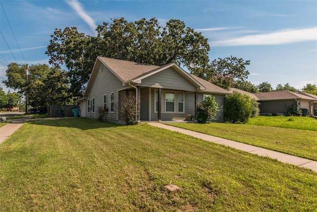 701 E Sycamore Street, Sherman, TX 75090 (MLS #14606290) :: The Rhodes Team