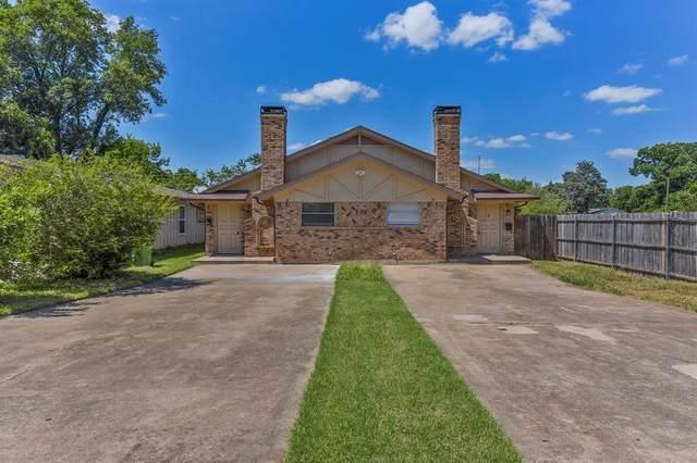 211 Maple Street, Arlington, TX 76011 (MLS #14606315) :: Trinity Premier Properties