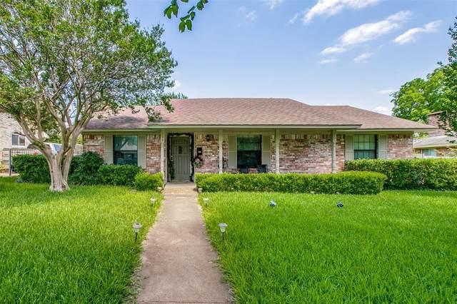 604 Misty Glen Drive, Desoto, TX 75115 (MLS #14606317) :: The Hornburg Real Estate Group
