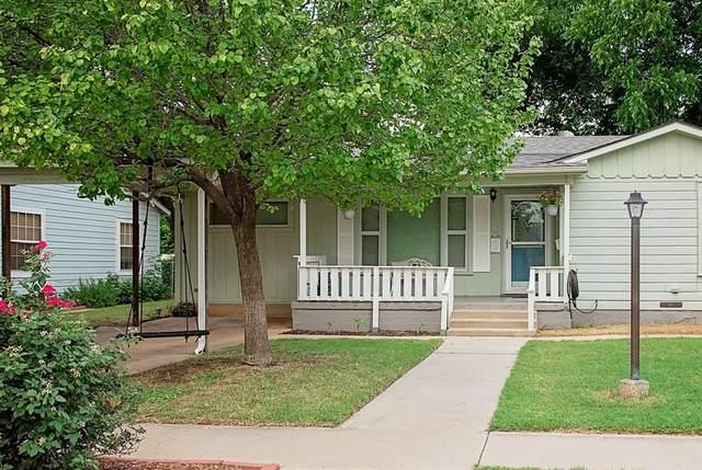 901 S La Salle Drive, Abilene, TX 79605 (MLS #14606322) :: The Chad Smith Team