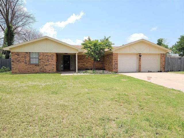 2901 Arlington Avenue, Abilene, TX 79606 (MLS #14606341) :: ACR- ANN CARR REALTORS®