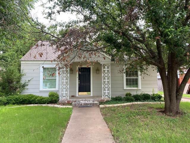 941 Blair Street, Abilene, TX 79605 (MLS #14606347) :: ACR- ANN CARR REALTORS®