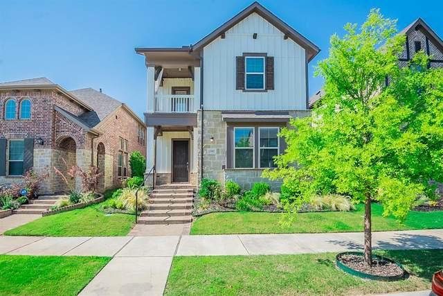 1502 White Squall Trail, Arlington, TX 76005 (MLS #14606362) :: The Good Home Team