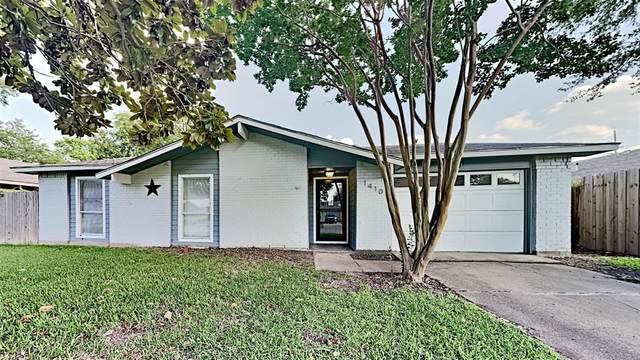 1410 Meridian Way, Garland, TX 75040 (MLS #14606366) :: The Good Home Team