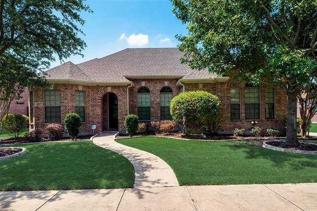 4837 Jadi Lane, Frisco, TX 75033 (MLS #14606368) :: Crawford and Company, Realtors