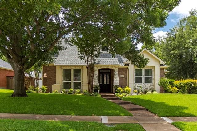 801 Crane Drive, Coppell, TX 75019 (MLS #14606373) :: Crawford and Company, Realtors