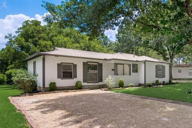 100 Charlotte Avenue, Waxahachie, TX 75165 (MLS #14606375) :: The Rhodes Team