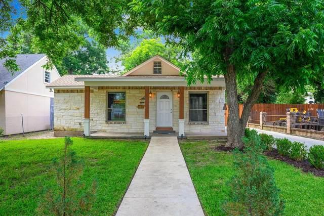 1126 Wilbur Street, Dallas, TX 75224 (MLS #14606378) :: The Great Home Team
