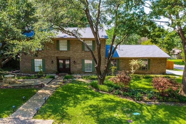 313 Russwood Street, Rockwall, TX 75087 (MLS #14606396) :: The Great Home Team