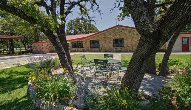 161 Lone Tree Road, Jacksboro, TX 76458 (MLS #14606415) :: Real Estate By Design