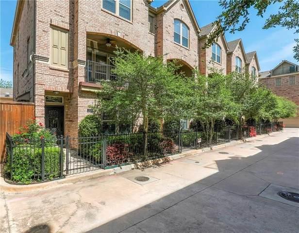 3701 Wycliff Avenue, Dallas, TX 75219 (MLS #14606453) :: The Chad Smith Team