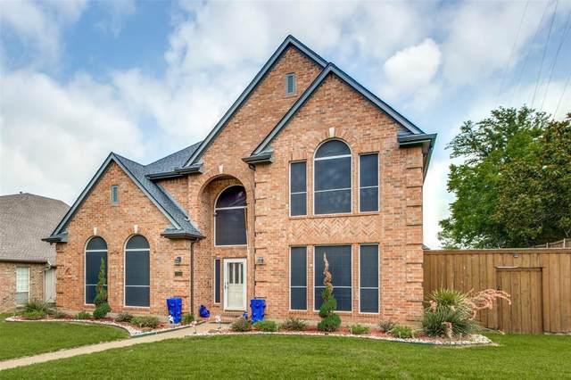 1306 Edgewood Court, Carrollton, TX 75007 (MLS #14606457) :: The Good Home Team
