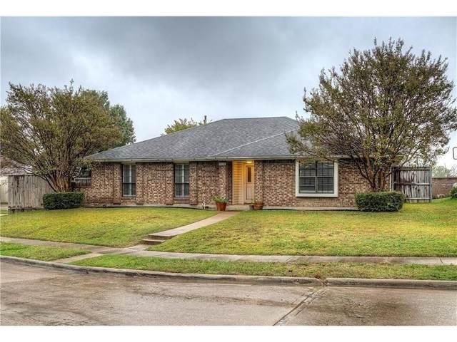 5214 Collingwood Drive, Garland, TX 75043 (MLS #14606476) :: The Good Home Team