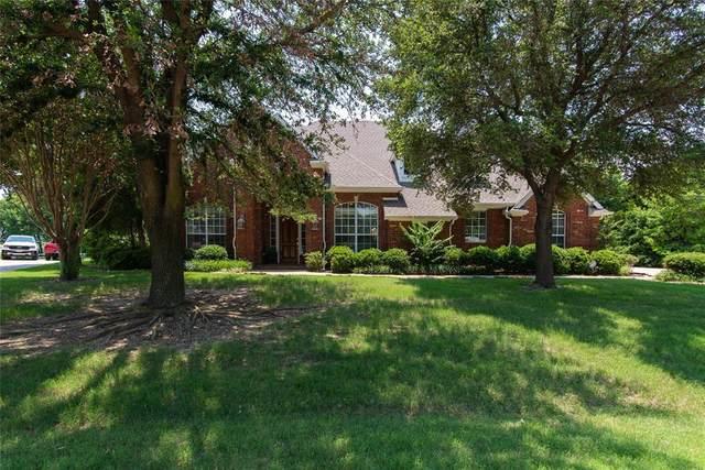 661 Comanche Circle, Shady Shores, TX 76208 (MLS #14606482) :: The Property Guys