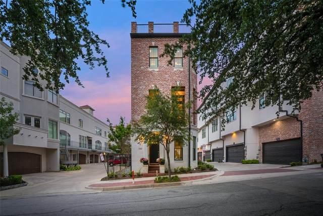 406 Mills Street, Fort Worth, TX 76102 (MLS #14606494) :: The Good Home Team